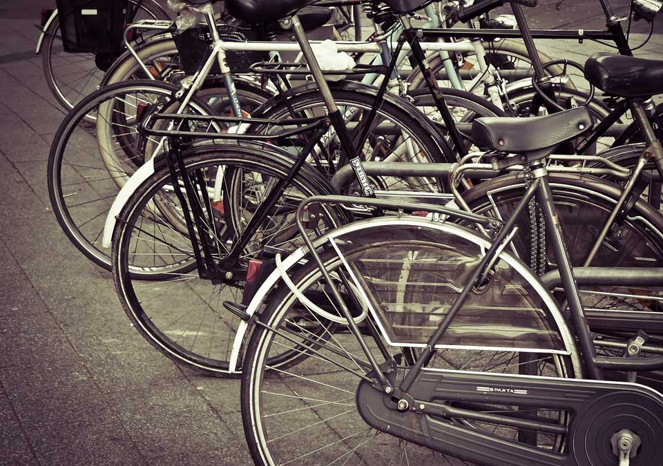 Get on Your Bike: What to do to Stay Safe on the Streets